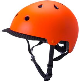 Kali Saha - Casco de bicicleta - naranja